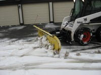 Townhome/Condominium Association Snow Plowing & Removal
